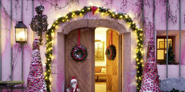 Weihnachtszeit von Elisabeth Auersper-Breunner