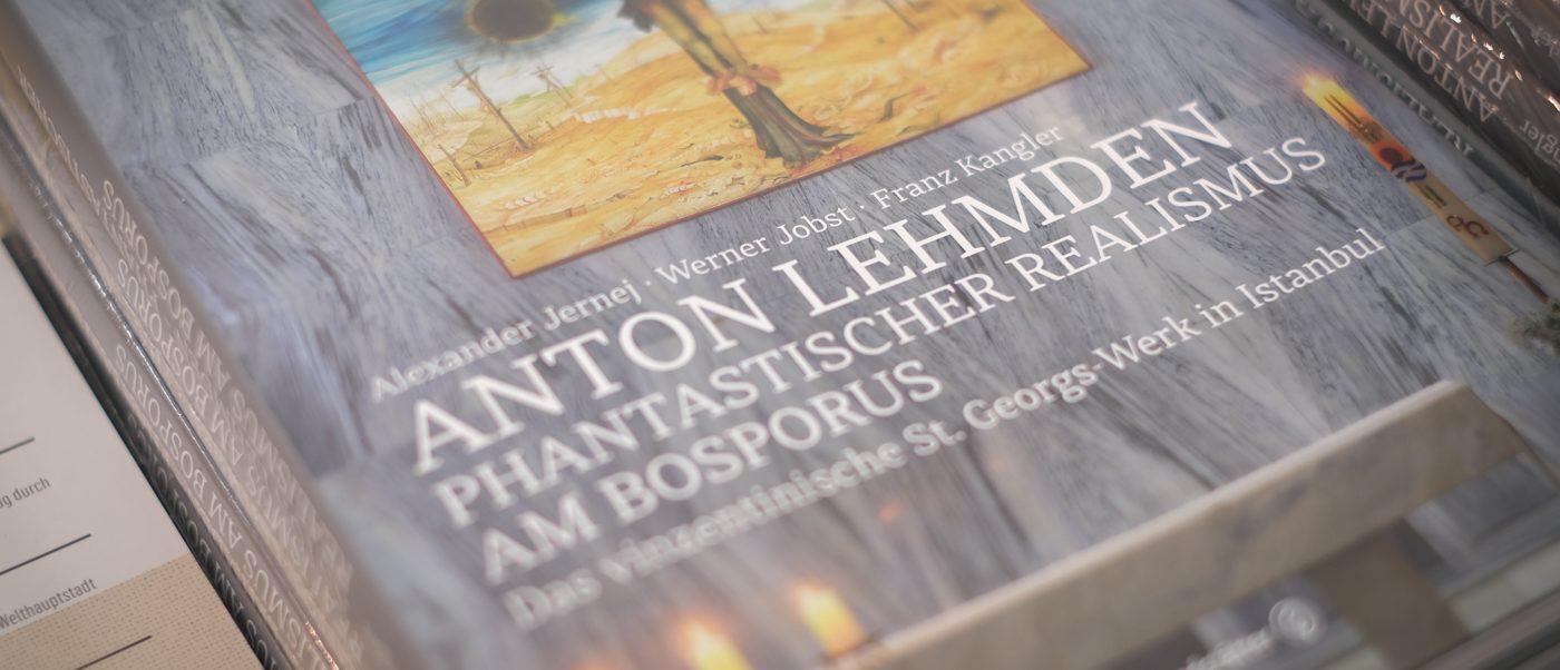 Storybild  buchpraesentation-anton-lehmden-phantastischer-realismus-am-bosporus-das-st-georgswerk-in-istanbul 01