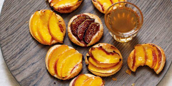 Storybild  pfirsich-tartelettes-fines 01