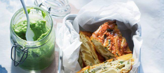 Storybild  zucchini-estragon-tortilla-mit-avocado-dip 01